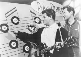 Richie Valens and Bob Keane