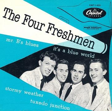 Freshmen blue world