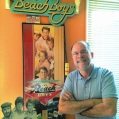 Jim Murphy, a veterinarian who lives in Bowie, has written a book about the beginnings of the Beach Boys. (By John McNamara / Staff)