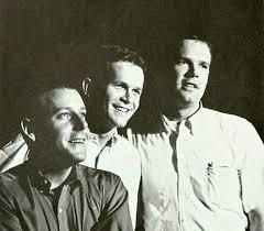 Kingston Trio Nick Reynolds, Bob Shane, and Dave Guard