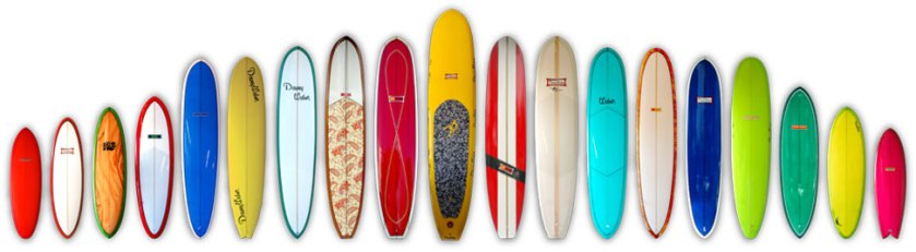 dewey weber colorful boards3