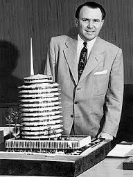 Glenn Wallichs w the tower