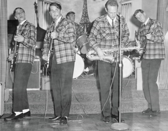 Beach Boys concert early 60s