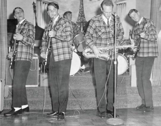 Beach Boys concert early 60s