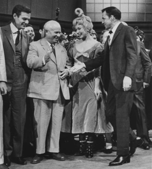 Kruschev in LA