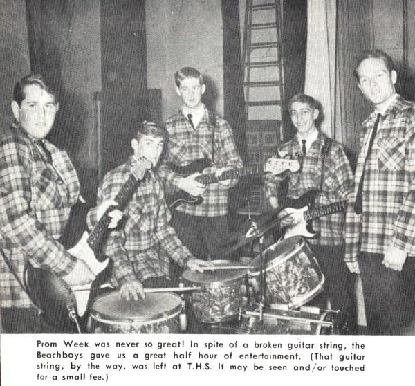 Beach-Boys-at-Torrance-High-School-March-1962