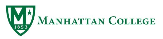 Manhattan College logo 1