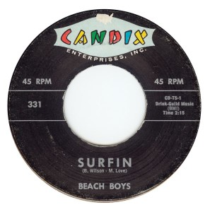 Surfin' on Candix 331